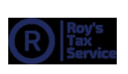 Roy's Tax Service Logo